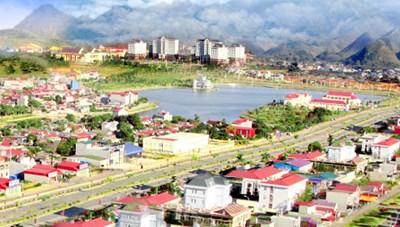 TP Lai Châu: Hướng tới xây dựng nông thôn mới kiểu mẫu