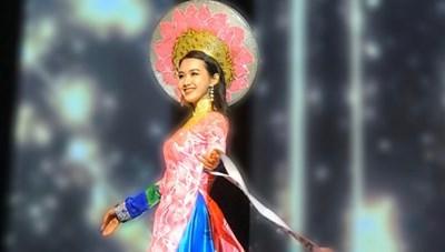 Phan Anh Thư đạt danh hiệu Hoa hậu tuổi teen châu Á 2019