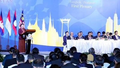 Chủ tịch Quốc hội Nguyễn Thị Kim Ngân kêu gọi AIPA đề cao tuân thủ luật pháp quốc tế
