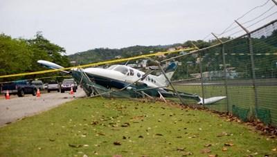 Brazil: Máy bay rơi xuống rừng Amazon, nhiều người bị thương