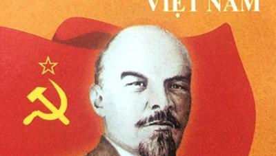 Phát hành bộ tem 'Kỷ niệm 150 năm sinh V.I.Lênin'