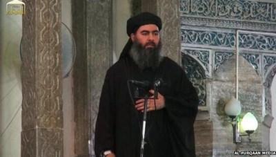 Syria: Thủ lĩnh IS có thể đang trốn tại thành phố Boukamal