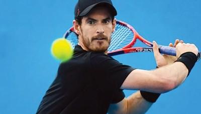 Tay vợt Andy Murray hẹn ngày tái xuất