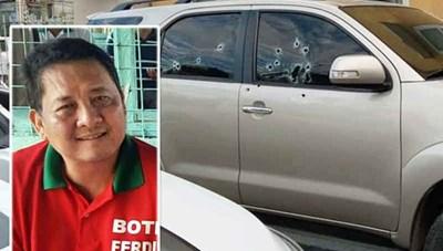 Thêm một Thị trưởng Philippines bị ám sát