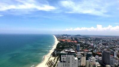 Thu hồi đất nhiều dự án ven biển Đà Nẵng