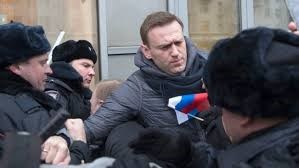 Thủ lĩnh đối lập Nga Alexei Navalny được thả tự do