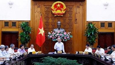 Họp Tiểu ban kinh tế xã hội phục vụ đại hội Đảng