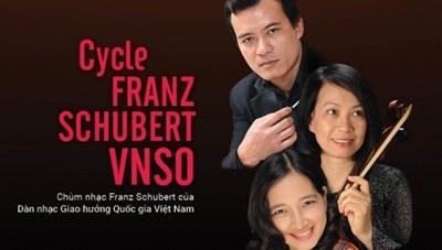 Thưởng thức chùm nhạc cổ điển 'Franz Schubert' tại Hà Nội