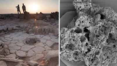 Tìm thấy chiếc bánh mì được nướng cách đây 14.500 năm