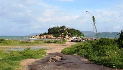Thu hồi Dự án Công viên Văn hóa giải trí thể thao Nha Trang Sao trước 10/11