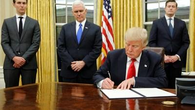 Tổng thống Mỹ Trump giải thể ủy ban điều tra gian lận bầu cử