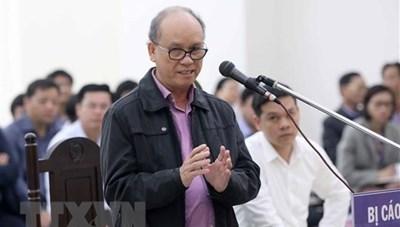 Xét xử phúc thẩm vụ hai cựu Chủ tịch Đà Nẵng và Vũ 'nhôm'