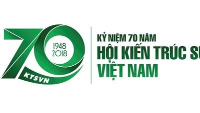 Trao giải thiết kế logo Hội Kiến trúc sư Việt Nam