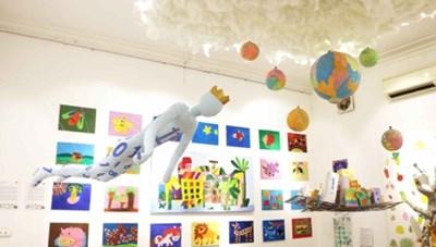 Triển lãm nghệ thuật online dành cho trẻ tự kỷ