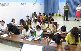 Đà Nẵng: Phát hiện trung tâm ngoại ngữ truyền đạo trái phép