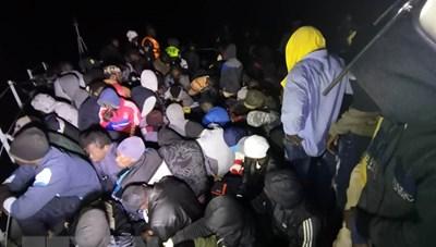 Maroc bắt giữ hàng chục nghìn người nhập cư trái phép trong năm 2019