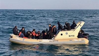 Cyprus: Phát hiện thuyền chở 87 người nhập cư bất hợp pháp