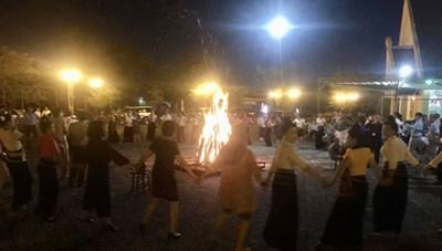 Ngày hội Văn hoá dân tộc Thái lần thứ II