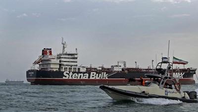 Tàu chở dầu Stena Impero đã rời cảng Iran
