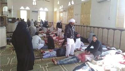 Vụ thảm sát đẫm máu ở Ai Cập