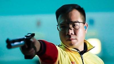 Hoàng Xuân Vinh tập trung cho mục tiêu Olympic
