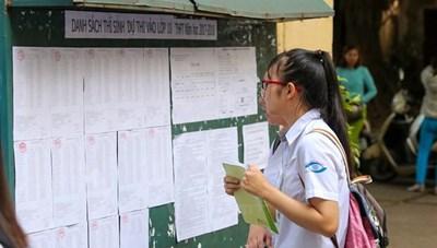 Sở Giáo dục Hà Nội hướng dẫn chi tiết cách xác nhận nhập học vào 10