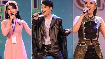 10 ứng viên vào chung kết cuộc thi Giọng hát hay Hà Nội 2018