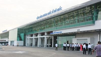 1.000 tỷ đồng nâng cấp sân bay Phú Quốc
