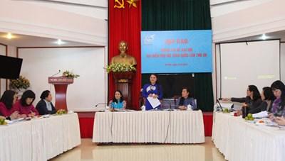 1.155 đại biểu dự Đại hội Hội Liên hiệp Phụ nữ Việt Nam