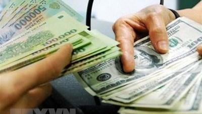 Ngân hàng Nhà nước công bố tỷ giá trung tâm giữa VND và USD