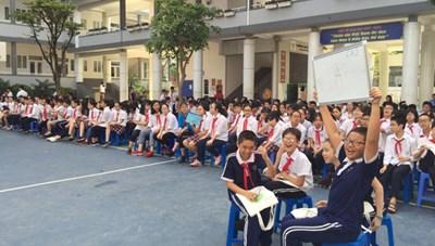 7 trường tại Hà Nội tiếp tục Đề án đào tạo song bằng THCS