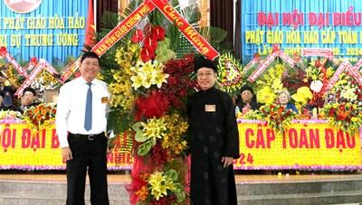 An Giang: Đại hội đại biểu Phật giáo Hoà Hảo lần thứ V, nhiệm kỳ 2019 – 2024