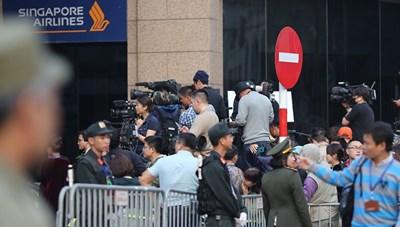[ẢNH] Hội nghị Thượng đỉnh Mỹ - Triều trước 'giờ G': Siết an ninh khu vực xung quanh