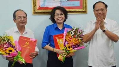 Giới thiệu bà Tô Thị Bích Châu giữ chức Chủ tịch MTTQ TP HCM