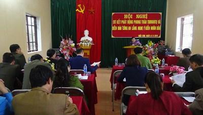Bắc Sơn: Điểm sáng phong trào Toàn dân bảo vệ an ninh Tổ quốc