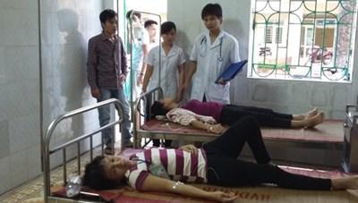 Bánh dày nhân đậu, giò nạc thịt lợn là 'thủ phạm' 2 vụ ngộ độc ở Nam Định