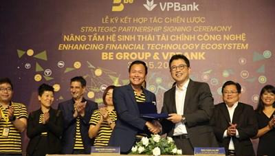 BE GROUP hợp tác chiến lược với VPBank