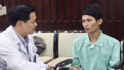 Bệnh nhân bị rò động mạch cảnh xoang hang được cứu sống