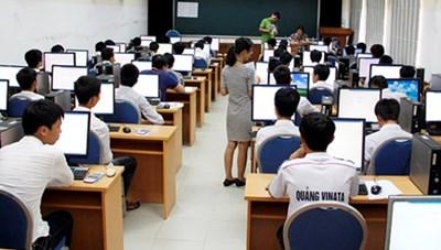 Bộ GD&ĐT đánh giá cao phương thức thi trên máy tính