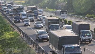 Cao tốc TPHCM-Trung Lương sẽ tạm dừng thu phí từ 0 giờ 1/1/2019