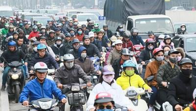 Chống ùn tắc giao thông, không để tắc giải pháp - Bài 1: Nan giải tình trạng ùn tắc