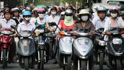 Chống ùn tắc giao thông - Không để tắc giải pháp