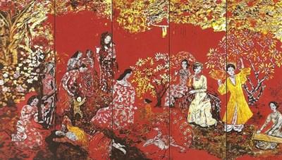 Chuẩn bị hồ sơ đa quốc gia Nghệ thuật sơn mài trình UNESCO