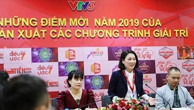 Chuyển động mới của VTV3