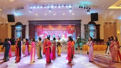 Cộng đồng người Việt tại Lào vui Tết Cộng đồng đón Xuân 2019
