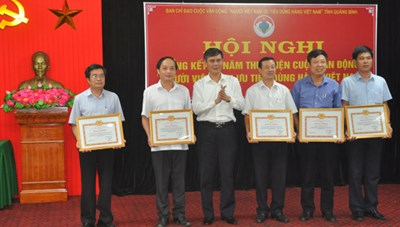 CVĐ Người Việt dùng hàng Việt lan tỏa đến mỗi người dân ở Quảng Bình