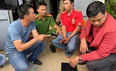 Đắk Lắk: Tạm giữ hình sự đối tượng tàng trữ ma túy và vũ khí trái phép