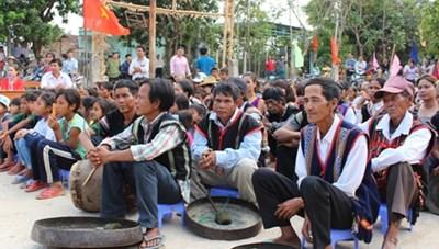 Dân làng Kon Bdẽh không theo tà đạo Hà Mòn