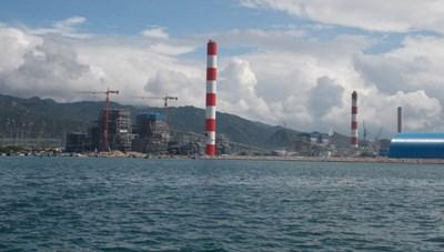 Đánh giá toàn diện tác động môi trường dự án nhận chìm vật liệu nạo vét của công ty Điện lực Vĩnh Tân 1