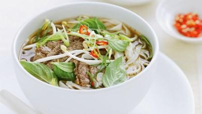 Dầu dừa, phở Việt được người Nhật ưa chuộng